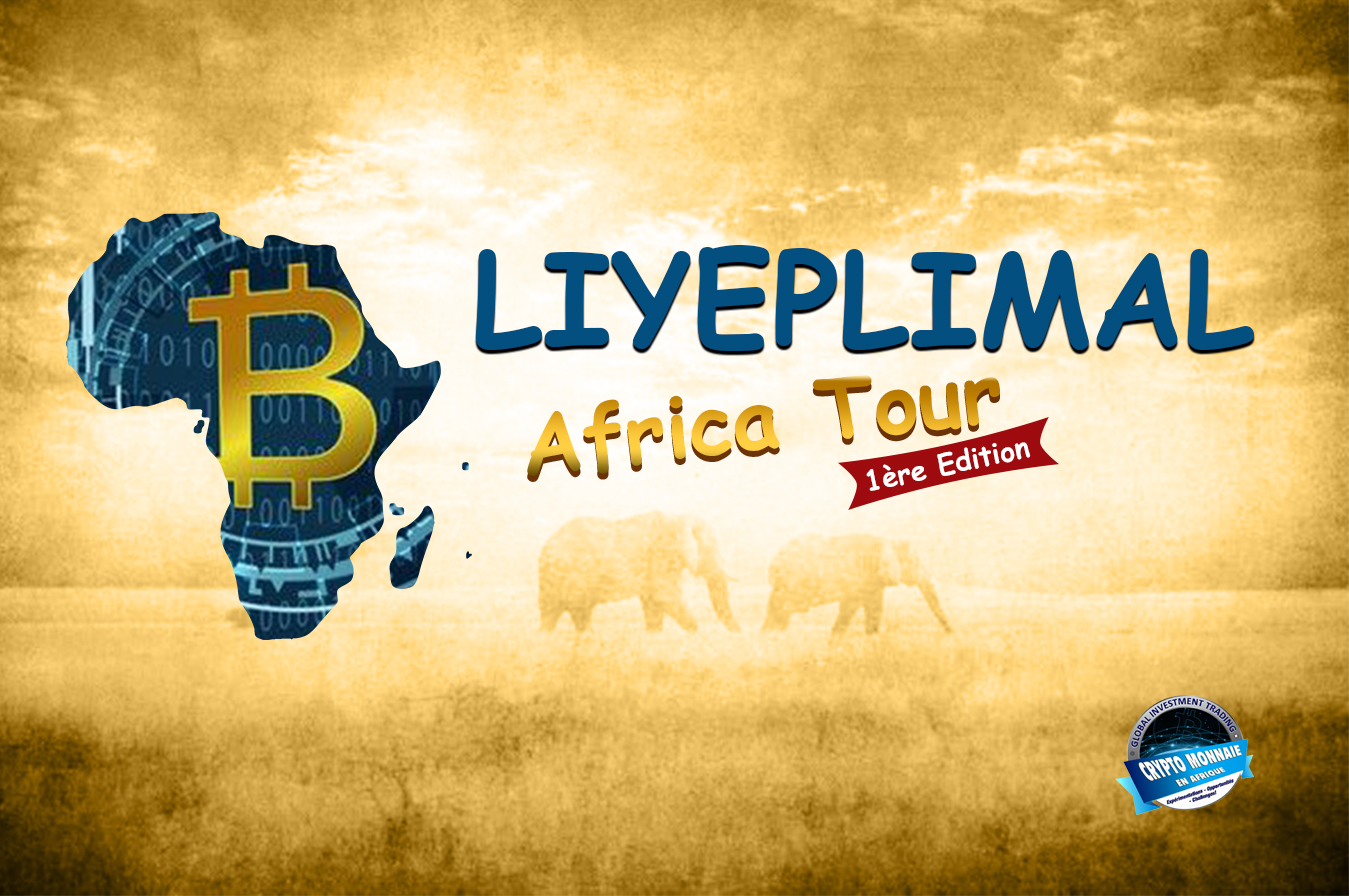 LIYEPLIMAL AFRICA TOUR 1st EDITION